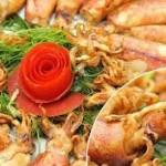 Đa dạng hải sản