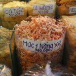 Chợ Sài Gòn vắng bóng mực xé sợi nghi giả