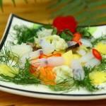 Mực xào rau củ dễ làm mà ngon