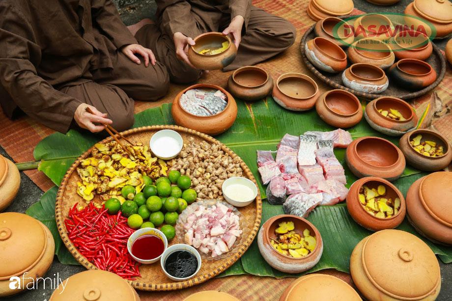 Gia vị truyền thống dùng để kho cá