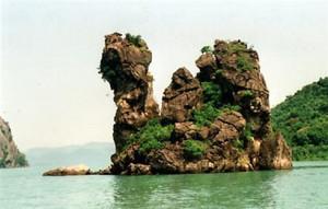 Vịnh Bái Tử Long đẹp như mơ