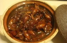 Mực ống kho rim món ngon bếp Việt