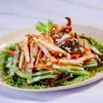 Cách làm Salad mực phổ tai lạ miệng và hấp dẫn