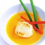 Hướng dẫn nấu cháo sò điệp bí đỏ bổ dưỡng cho cả nhà