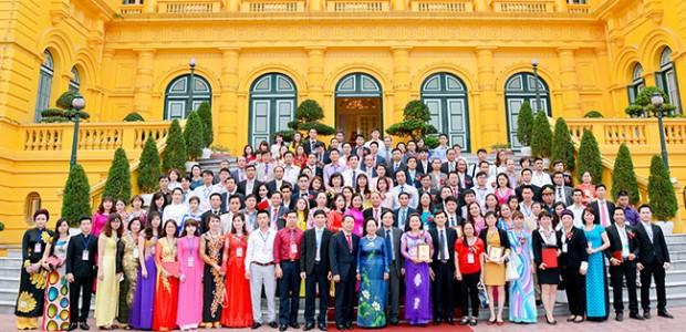 Vinh danh DASAVINA – Thương hiệu Việt Nam uy tín chất lượng