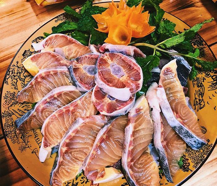 cá Tầm là nguyên liệu của nhiều món ăn bổ dưỡng