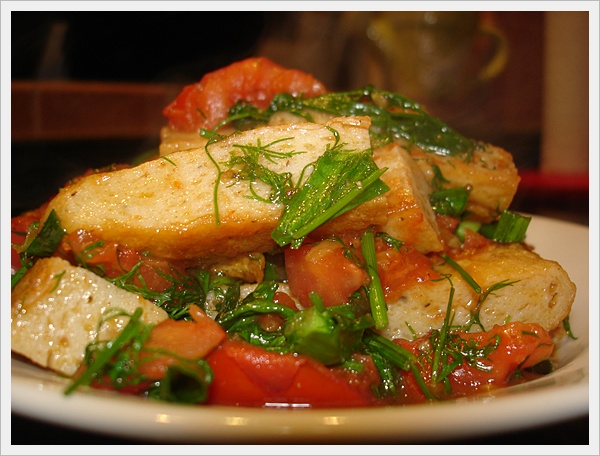 Hương vị ngon đậm đà của chả cá thu sốt tương ớt