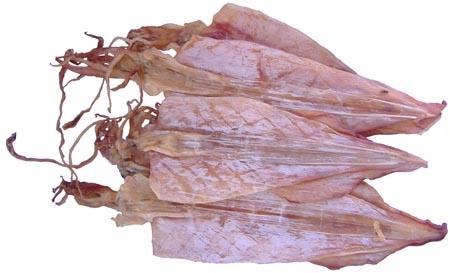 Mực khô- Đặc sản Hạ Long với những món ăn ngon