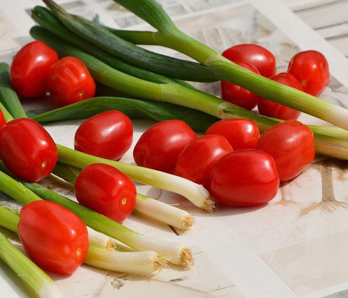 Nguyên liệu làm sốt cà chua