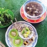 Món ngon từ sò huyết Hạ Long