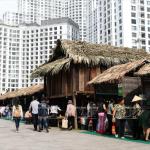 Chương trình hội chợ ẩm thực Việt Nam tại Royal City (27/11 đến 1/12)