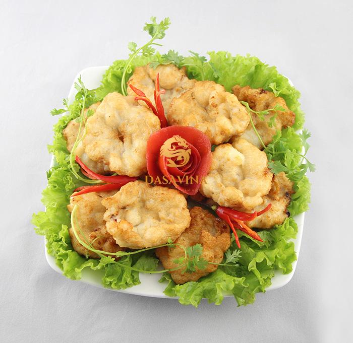 Chả mực của Dasavina tự hào là chả mực Hạ Long ngon nhất tại Việt Nam